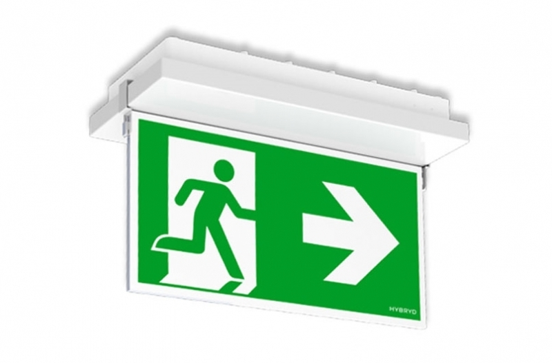 Emergency Lighting Luminaire PRIMOS DOUBLESIDE