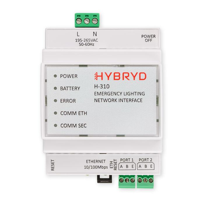 H-310 interface