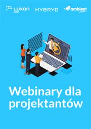 Webinary dla projektantów